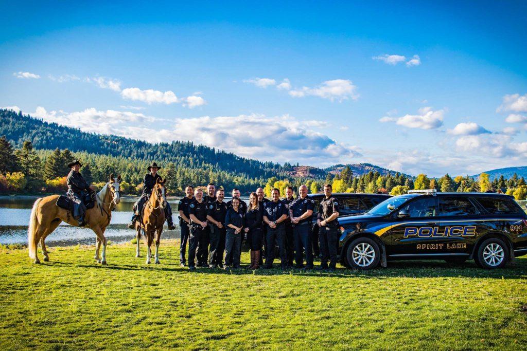 Spirit Lake Police Department