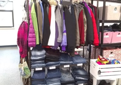 Warm Clothes, Warm Hearts Coats and Clothes Drive