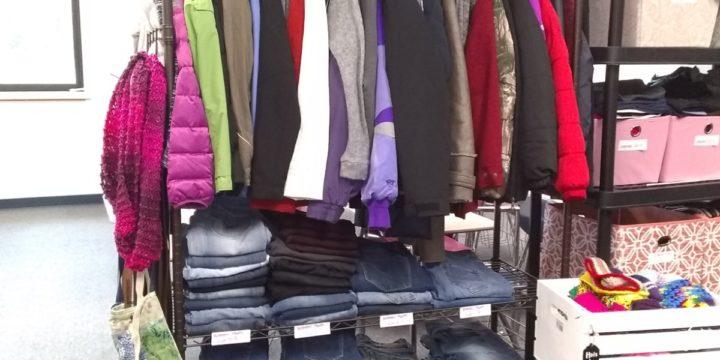 Warm Clothes, Warm Hearts Coats and Clothes Drive