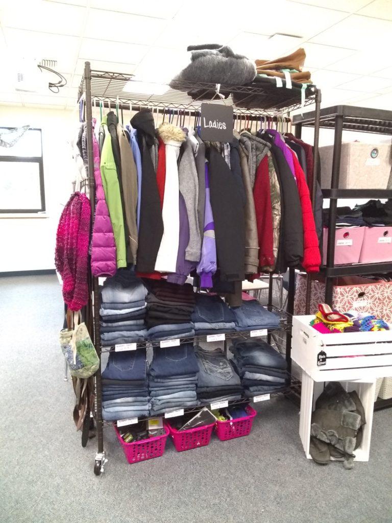 Timberlake High School Clothing Closet